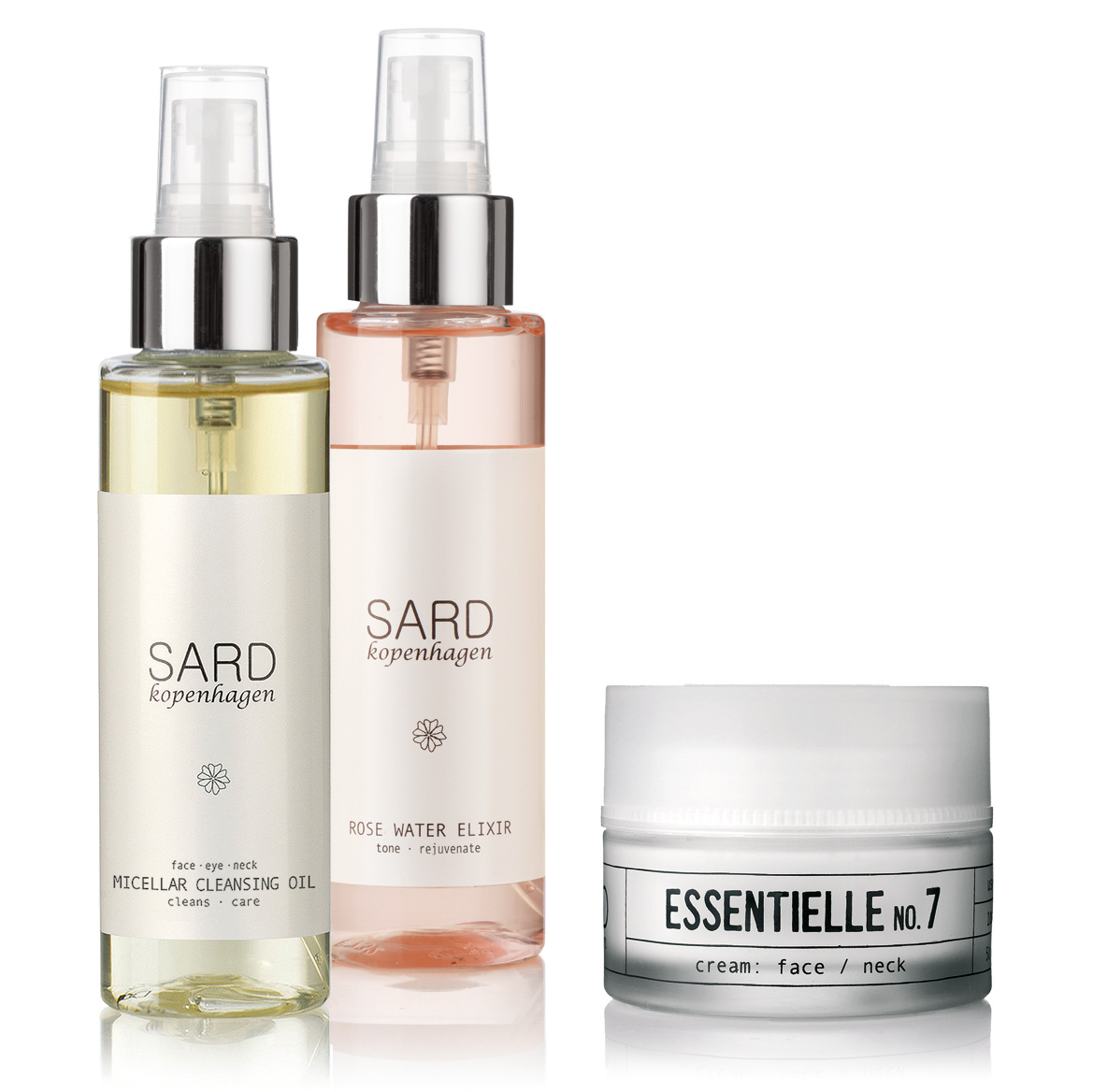 sard kopenhagen oil & essential cream